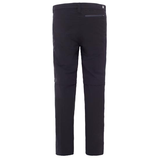 The North Face Exploration Convertible Pant - Photo of detail