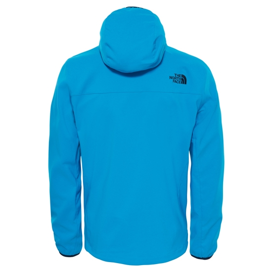 The North Face NIMBLE - Chaqueta soft shell - hyper blue