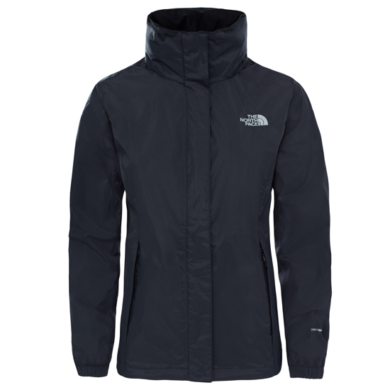 The North Face Resolve 2 Jacket W - TNF Black
