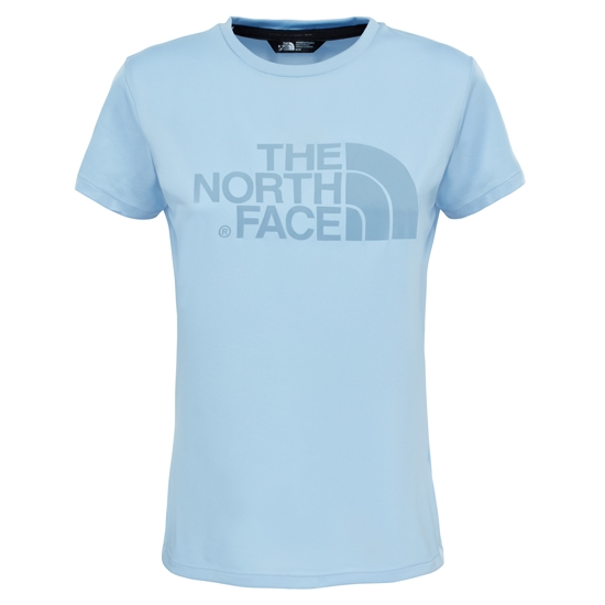 The North Face Tanken Tee W - Chambray Blue
