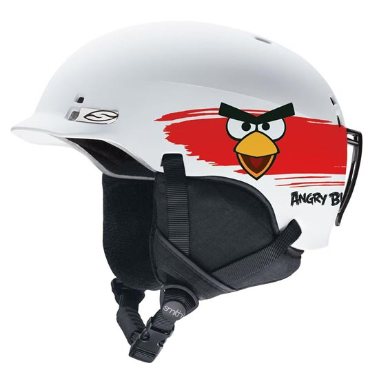 Matte White Angry Birds