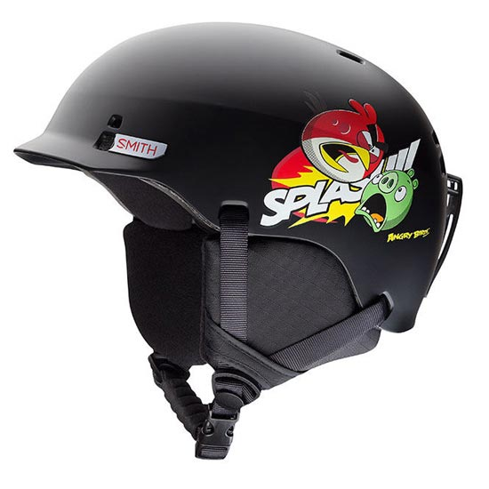 Smith Gage Jr - Matte Angry Birds Black