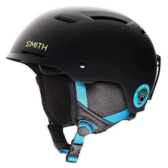 Smith Pivot - Matte Blacklight