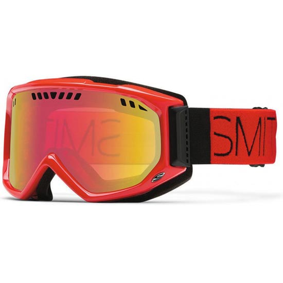 Smith Scope Pro - Fire Blok/ Red Sensor Mirror