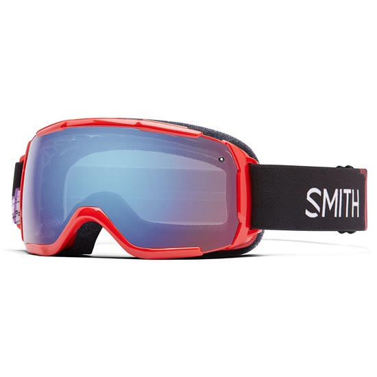 Smith Grom Jr - Red Angry Birds/ Blue Sensor Mirror