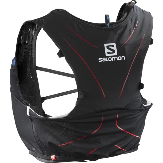 Salomon Advanced Skin 5 Set - Black/Matador