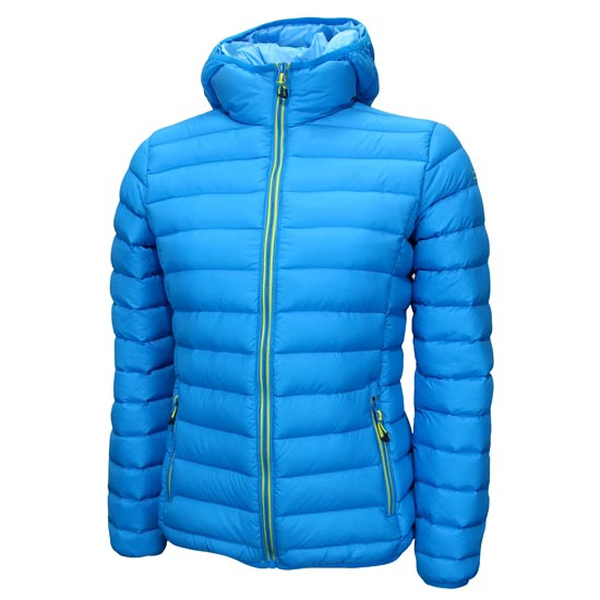 Campagnolo Fix Hood Down Jacket W - Blue