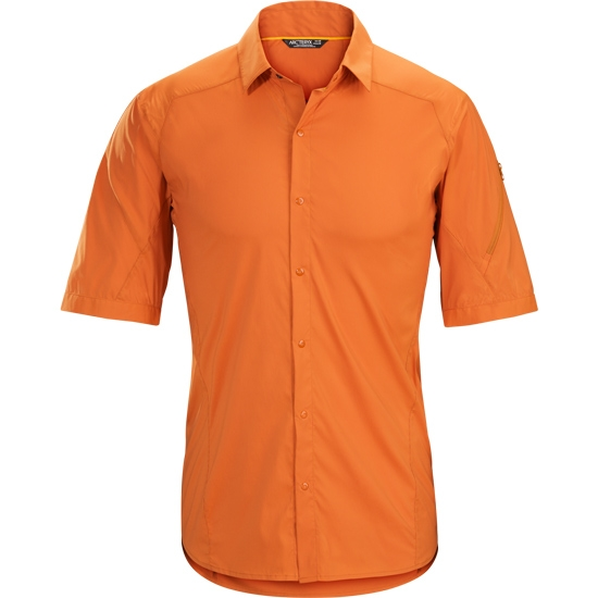Arc'teryx Elaho SS Shirt - Rooibos