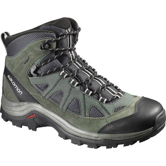 Salomon Authentic Leather GTX - Asphalt