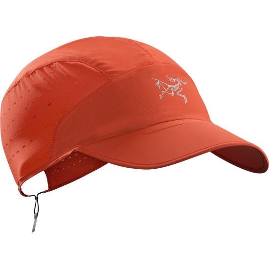 Arc'teryx Incendo Hat - Cardinal