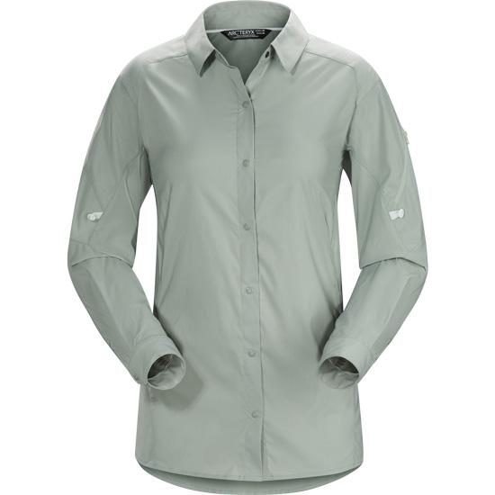 Arc'teryx Fernie Ls Shirt W - Sage