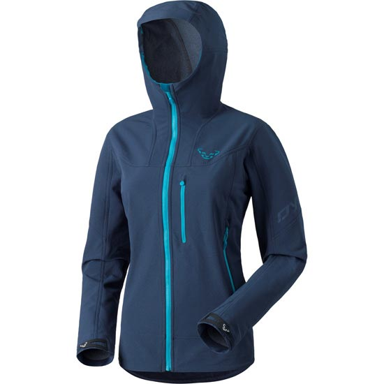 Dynafit Mercury 2 DST Jacket W - Night Black Melange