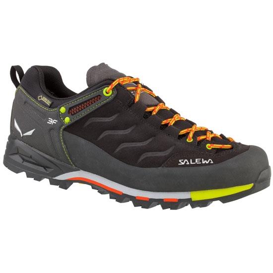 Salewa Mtn Trainer GTX - Black/Sulphur Spring