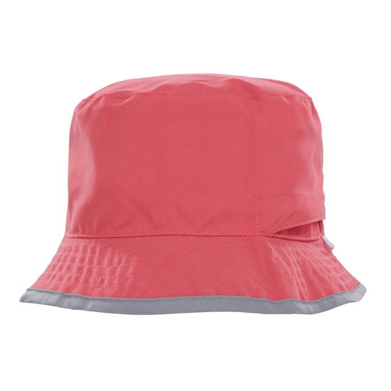 The North Face Sun Stash Hat - Honeysuckle Pink Logo Phantom Print