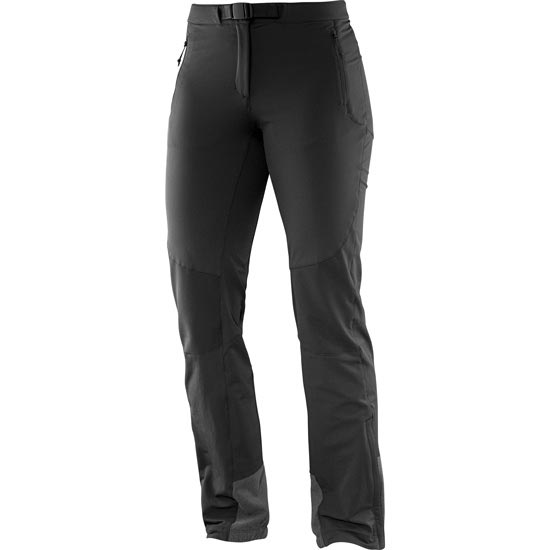 Salomon Wayfarer Mountain Pant W - Black