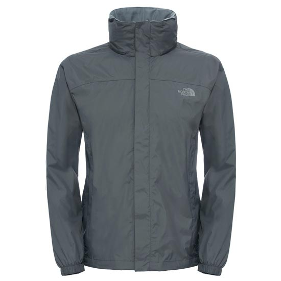 The North Face Resolve Jacket - Fusebox Grey