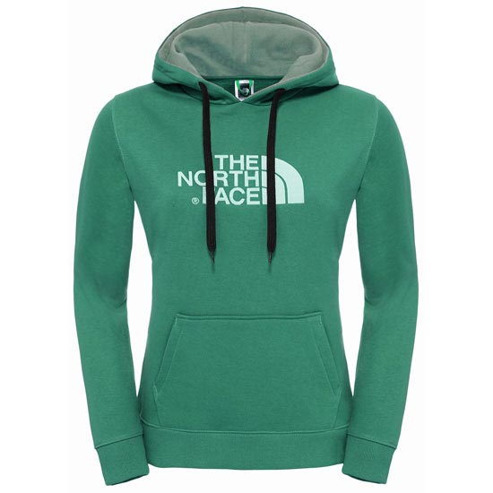 The North Face Drew Peak Pullover Hoodie W - Deep Sea