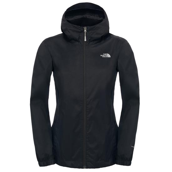 The North Face Quest Jacket W - TNF Black/TNF Black