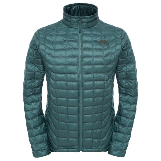 The North Face Thermoball Full Zip Jacket - Duck Green