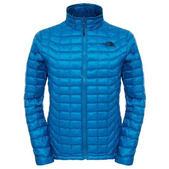 The North Face Thermoball Full Zip Jacket - Banff Blue