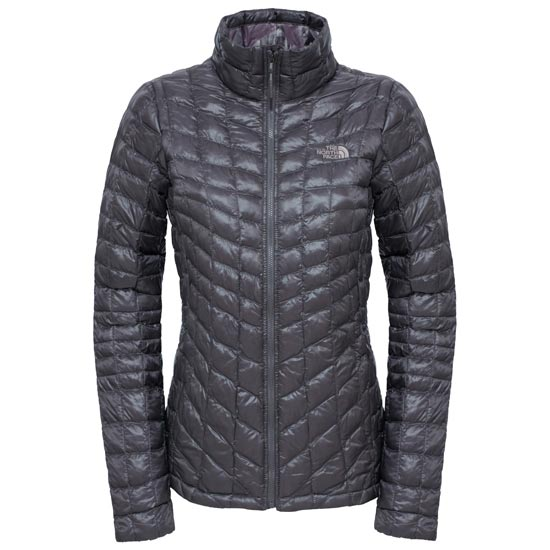 The North Face Thermoball Jacket W - Rabbit Grey/Rabbit Grey Swashed