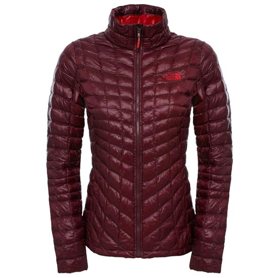 The North Face Thermoball Jacket W - Deep Garnet Red