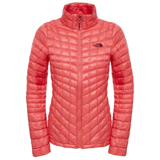 The North Face Thermoball Jacket W - Spiced Coral
