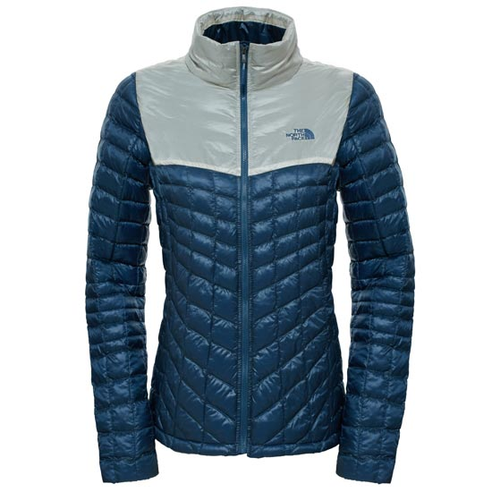 The North Face Thermoball Jacket W - Shady Blue/Vintage White