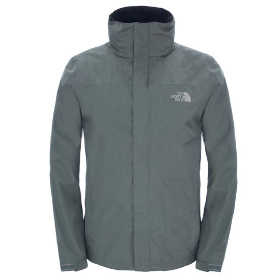 The North Face Sangro Jacket - Fusebox Grey Heather