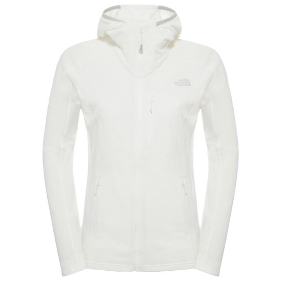 The North Face Incipient Hooded Jacket W - TNF White