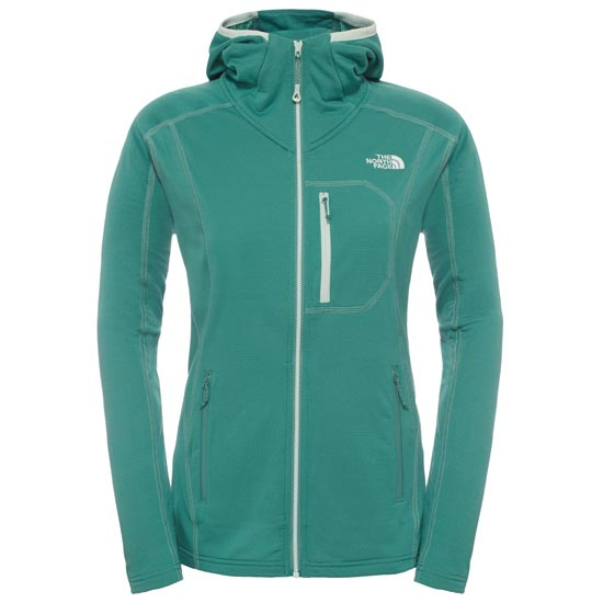 The North Face Incipient Hooded Jacket W - Deep Sea