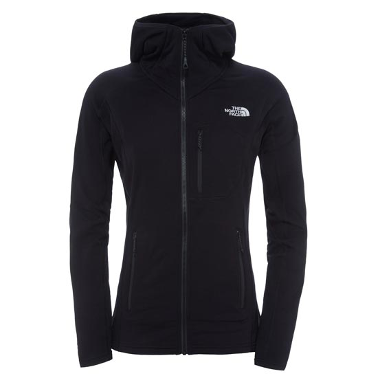 The North Face Incipient Hooded Jacket W - TNF Black