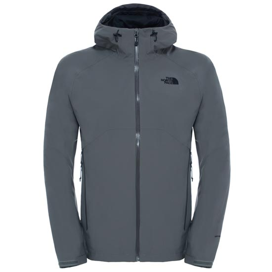 The North Face Stratos Jacket - Fusebox Grey