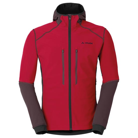 Vaude Larice Jacket II - Indian Red