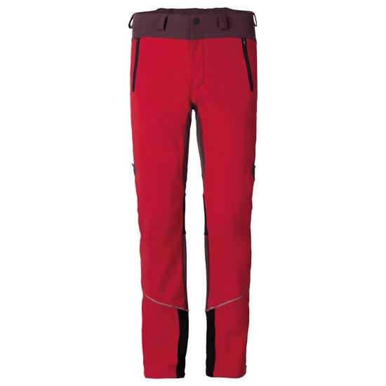Vaude Larice Pants II - Indian Red