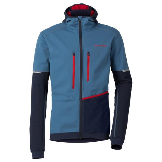 Vaude Larice Rapidity Jacket - Washed Blue
