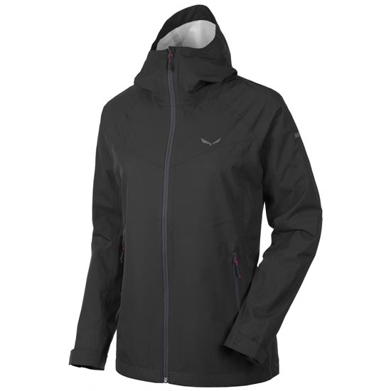 Salewa Puez (AQUA 3) Powertex Jacket W - Black Out
