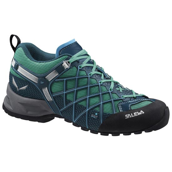 Salewa Wildfire S Gtx W - Cypress/River Blue