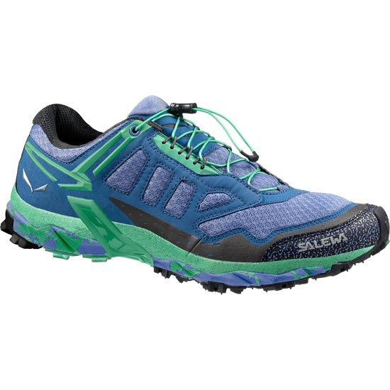 Salewa Ultra Train W - Colony Blue/Absinthe