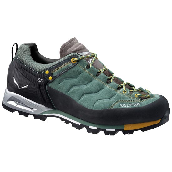 Salewa MTN Trainer - Myrtle/Nugget Gold