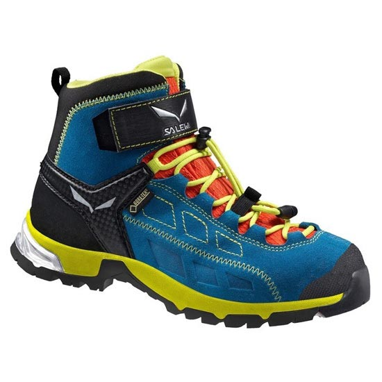 Salewa Alp Player Mid GTX Jr - Crystal/Citro