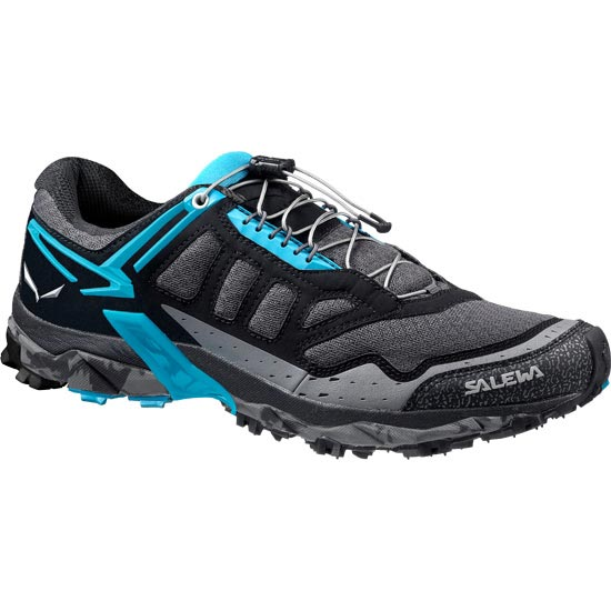 Salewa Ultra Train W - Black Out/Ocean