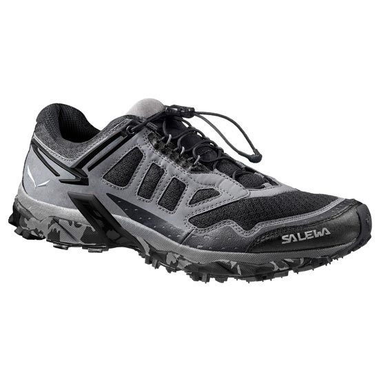 Salewa Ultra Train - Asphalt/Black