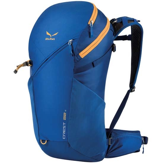 Salewa Crest 22S BP - Nautical Blue
