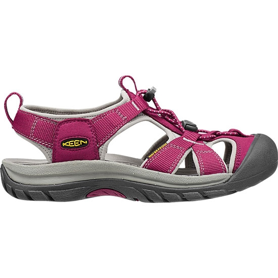 Keen Venice H2 W - Beet Red/Neutral Gray