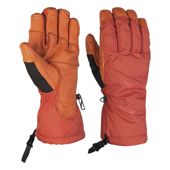 Salewa Antelao Gloves - Indio
