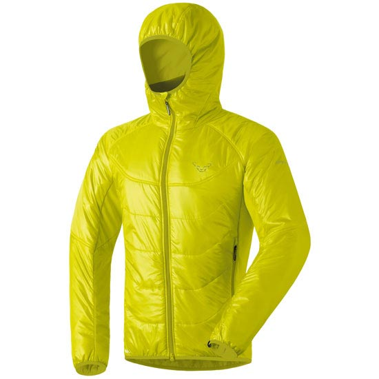 Dynafit Radical Primaloft Hood Jacket - Yellow