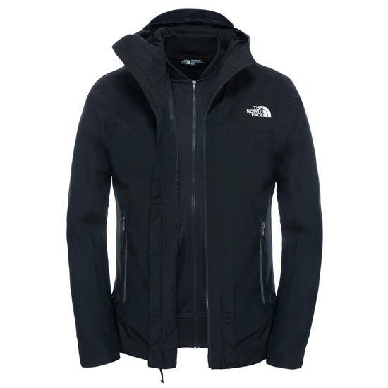The North Face Meaford Triclimate Jacket - TNF Black