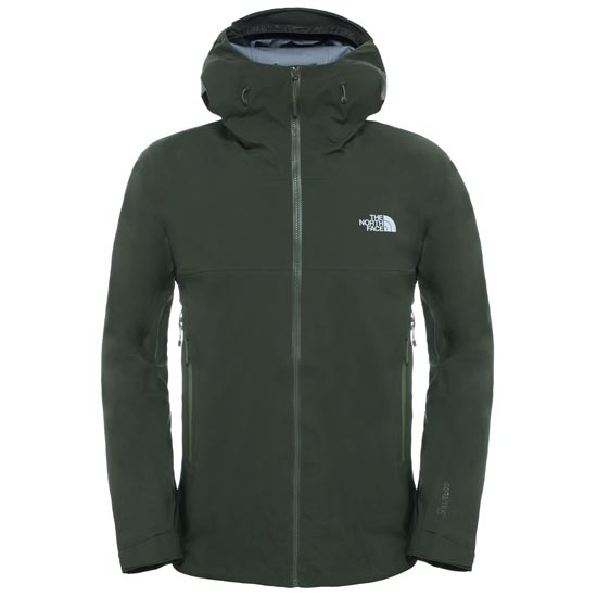 The North Face Point Five Jacket - Rosin Green