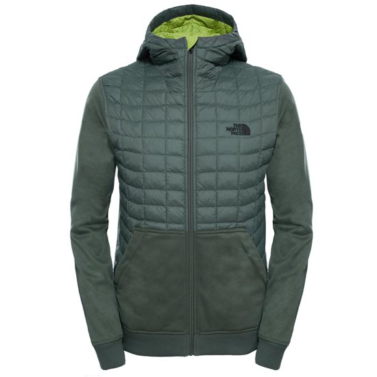The North Face Kilowatt Thermoball Jacket - Climbing Ivy Green